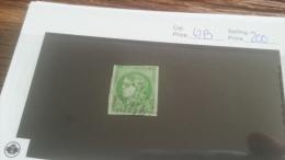LOT 226414 TIMBRE DE FRANCE OBLITERE N�42B VALEUR 200 EUROS