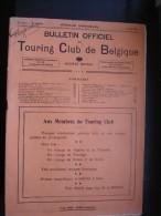 Touring Club 15/06/1914 - La Station De T.S.F. De Laeken. - 1900 - 1949