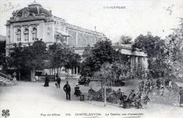 B8402 Chatelguyon - Le Casino - Châtel-Guyon