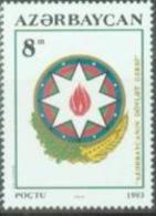 AZ 1994-12 ARMS, AZERBADIAN, 1 X 1v, MNH - Briefmarken