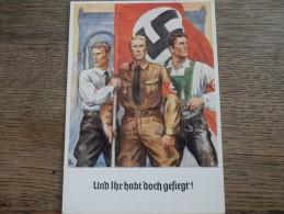 Postkarte 9. November München Ihr Habt Doch Gesiegt - Allemagne