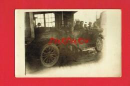 Rare Carte Photo à Localiser - Militaires ... Automobile ...N° 161665 ..... - Cartes Postales