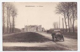 93 - MONTFERMEIL -  VOITURE DEVANT LE CHATEAU - Montfermeil