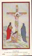 Crocifissione, Santino  Immagine Orientale - Religion & Esotérisme