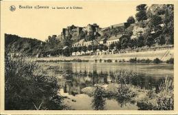 BELGIO  LUXEMBOURG  BOUILLON  La Semois Et Le Chateau - Bouillon