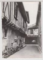 81 - LISLE SUR TARN - La Rue Raimond Lafage - Vieille Demeure XIIIe Siècle - Lisle Sur Tarn
