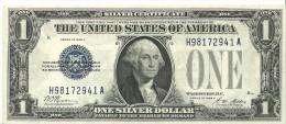 USA $1 Silver Series 1928A Fr1601 UNC. - Certificats D'Argent (1928-1957)