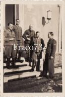 MILITARI  ( Ufficiali Tedeschi )  /    Foto  Formato Cm 6 X 9 - War, Military