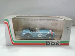 MODEL BOX 8423 AC SHELBY COBRA 1964 TARGA FLORIO # 146 NUOVO IN BOX - Automobili