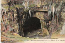 CHAUX LES PASSAVANT  Entrée De La Glaciere - Sonstige Gemeinden