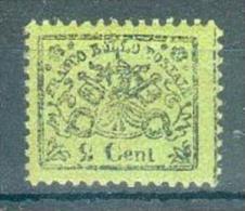 Collection ITALIE  ; EGLISE ;( Etats Pontificaux) ; 1868 ; Y&T N°19 ; Neuf - Etats Pontificaux