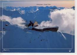 Gruppo Ortles - Ortlergruppe: FUNIVIE GHIACCIAI VAL SENALES - Stazione A Monte, Bergstation Schnalstaler Gletscherbahnen - Other Cities