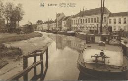 Lokeren - Zicht Op De Durne - Booten ( Verso Zien ) - Lokeren