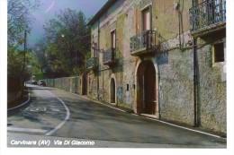 Cervinara (AV)  Via Di Giacomo  - FOTO  Formato Cm 10,2 X  14,9 - Lieux