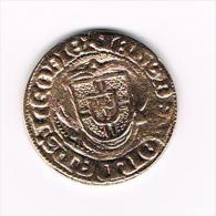¨  PENNING  ZEER MOOIE ONBEKENDE PENNING - Souvenir-Medaille (elongated Coins)