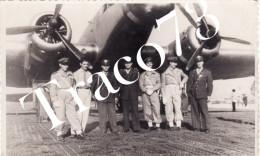 MILITARI ( Carabinieri E Polizia Militare Aeronautica  - Aereo Trimotore )   /   _ Foto  Formato Cm 13,5 X 8 - Guerre, Militaire