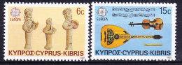 Europa Cept 1985 Cyprus  2v ** Mnh (LT1146) - 1985