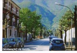 Cervinara (AV) - Via Rettifilo    - FOTO  Formato Cm 10,4 X  14,8 - Lieux