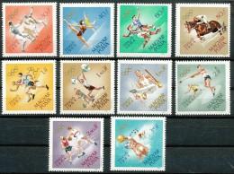 Ungarn  Mi.Nr.       2031 - 2040     -  Postfrisch - Ungarn