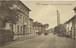 Hoeselt - Steenweg Tongeren Naar Bilsen - Oldtimer ( Verso Zien ) - Hoeselt