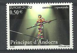 THEMAN EUROPA ANDORRA Xx ( YVERT ) COTE : 15 EURO  (A) - Europa-CEPT