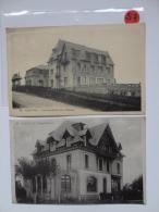 DEP.29 -- CARENTEC  ---  Hotel D'Arvor Et Grand Hotel Des Phares. - Carantec