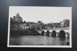 Le Blanc   Le Pont Et L'église - Le Blanc