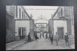 Brest Entrée De L'hopital Maritime - Brest