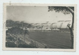 Benidorm (Espagne, Communidad Valenciana) : Vista Partial Playa De Poniente  En 1957 (animé) PF. - Autres