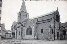 [58] Nièvre> Saint Pierre Le Moutier L Eglise - Saint Pierre Le Moutier