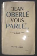 """RADIO LONDRES FRANCE LIBRE """"Jean Oberlé Vous Parle,souvenirs De Cinq Années à Londres"""". Résistance - 1939-45"""