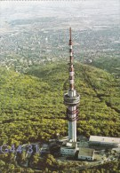 Towers Postcard:  Pecs, Hungary TV-tower - Mint (G44-31) - Buildings & Architecture