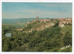 43 - Chilhac - Vieille Cité Médiévale Bâtie Sur Un Promontoire De Basalte - Autres Communes
