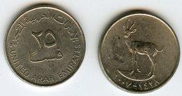 Emirats Arabes Unis United Arab Emirates 25 Fils 1428 - 2007 KM 16 - Emirats Arabes Unis