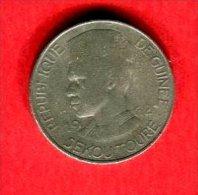10 FRANCS1962 TB  12 - Guinée Française