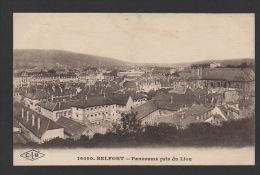 DF / 90 TERRITOIRE DE BELFORT / BELFORT / PANORAMA PRIS DU LION - Belfort - City