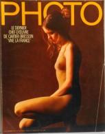 PHOTO - N° 38 - Novembre 1970 - Photographs