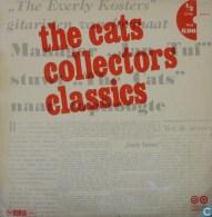 * 1-sided LP *  THE CATS - COLLECTORS CLASSICS (Nederpop 1972 Rare!!!) - Disco, Pop