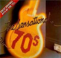 * 8LP Box *  THE SENSATIONAL 70s - VARIOUS ARTISTS (EX!!!) - Compilaties
