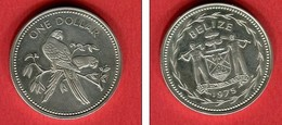 1 DOLLAR PEROQUET 1975  TTB/SUP 28 - Belize