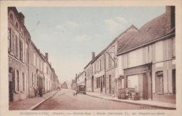 51  _  BARBONNE - FAYEL  _  Grande Rue  _ - Otros Municipios