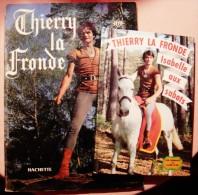LOT 2 ALBUMS THIERRY LA FRONDE-ORTF-ISABELLE AUX SABOTS+UNE AVENTURE DE THIERRY - Cinemania