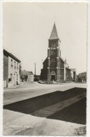 Carte Photo. Givroulle. L'Eglise. - Bertogne