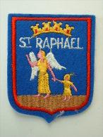 ECUSSON TISSUS BRODE  - ST RAPHAEL - Blazoenen (textiel)