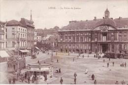 LIEGE - Le Palais De Justice - Liege