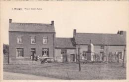 Blaugies - Place St ; Aubin - Dour