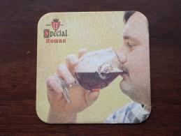 Special Roman ( Brouwerij ROMAN - Sous Bock / Coaster / Onderlegger ) Zie Foto´s Voor Detail ! - Sous-bocks