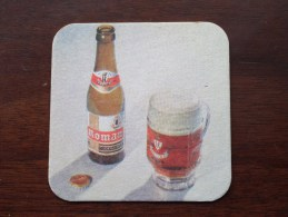 Roman Oudenaards ( Brouwerij ROMAN - Sous Bock / Coaster / Onderlegger ) Zie Foto´s Voor Detail ! - Sous-bocks