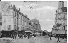 VERSAILLES : Rue Du Plessis - CPA Postée En 1905 - Versailles