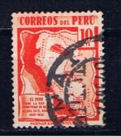 PE+ Peru 1938 Mi 389 Autobahnen - Peru